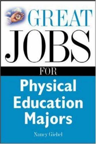 Great Jobs for Physical Education Majors
