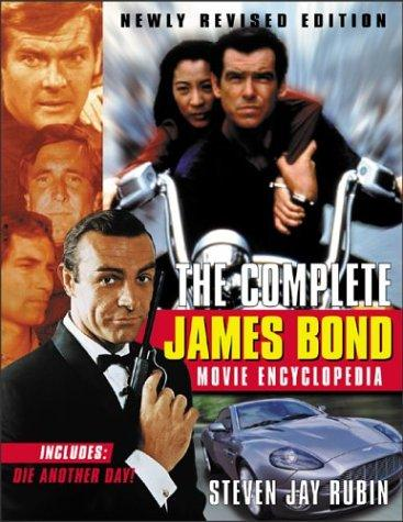 Download The complete James Bond movie encyclopedia
