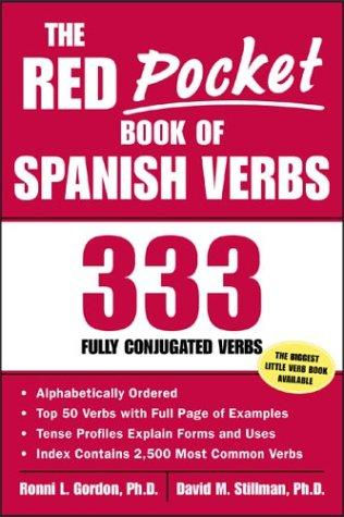 The Red Pocket Book of Spanish Verbs