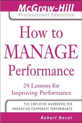 Download How to Manage Performance