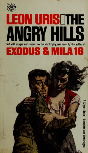 The angry hills by Leon Uris