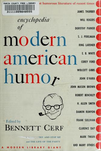 Download An encyclopedia of modern American humor.