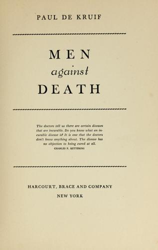 Men against death