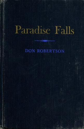 Paradise Falls.