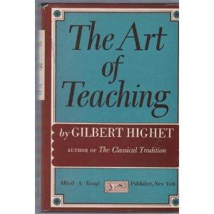 Download The  art of teaching