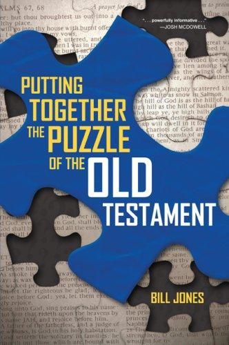 Putting Together The Puzzle of the Old Testament by