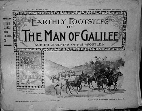 Download Earthly footsteps of the Man of Galilee and the Journeys of his Apostles