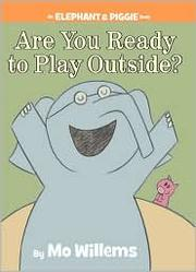 Are You Ready to Play Outside Cover