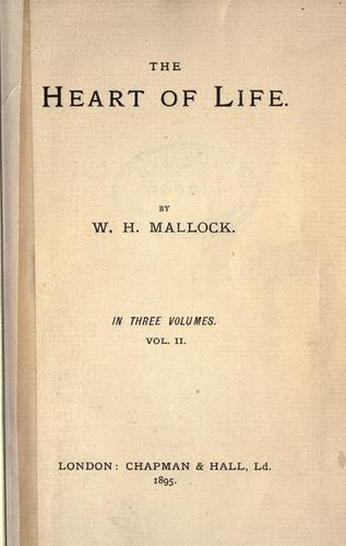 The heart of life.
