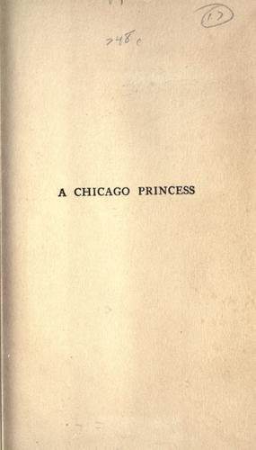 A Chicago princess