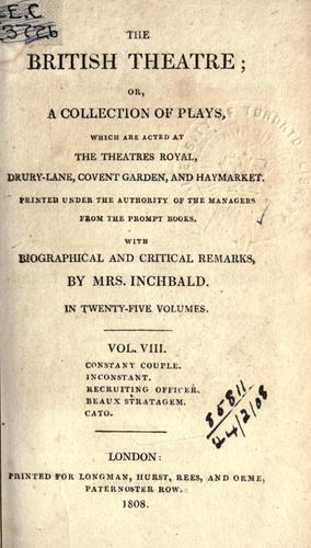 Download The British theatre