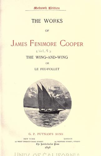 Download The works of James Fenimore Cooper.