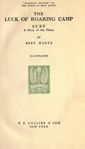 Download The  works of Bret Harte.
