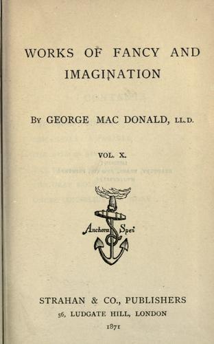 Download Works of Fancy and Imagination v.10