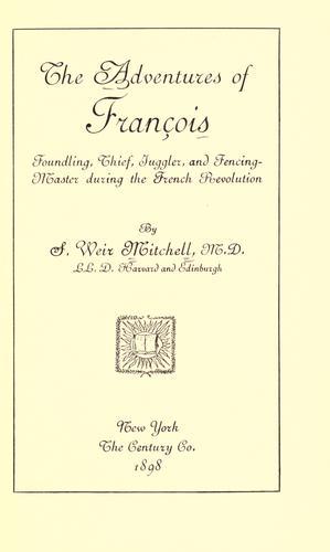 The adventures of François