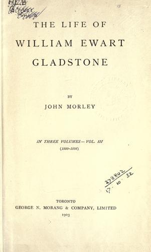 Download The life of William Ewart Gladstone