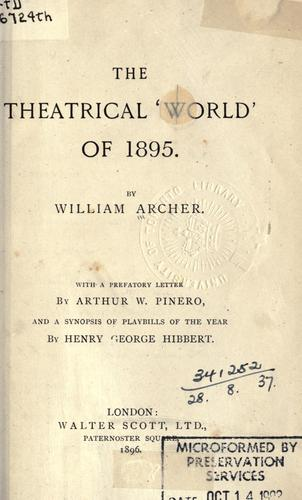 "Download The theatrical ""World"" for 1893-1897"