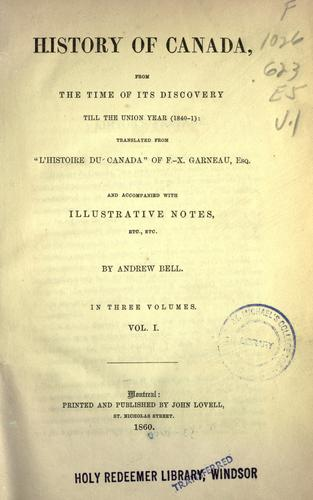 Download History of Canada