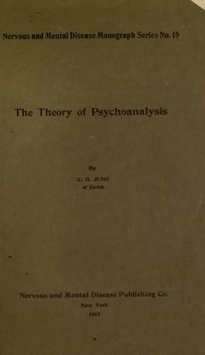 Download The theory of psychoanalysis
