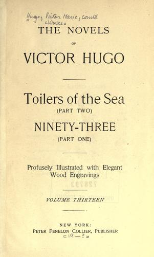 Victor Hugo's works by Victor Hugo