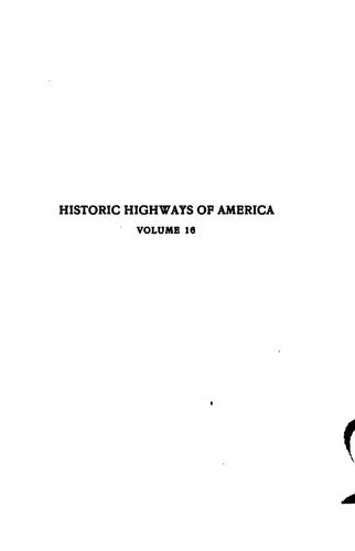 Download Historic highways of America …