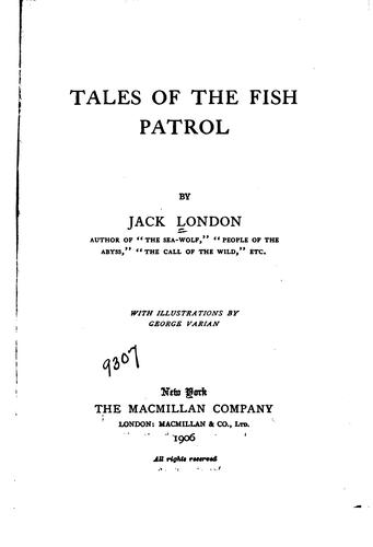 Download Tales of the fish patrol