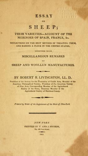Download Essay on sheep