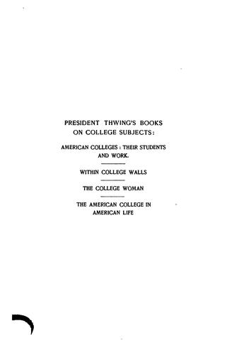 Download The American college in American life