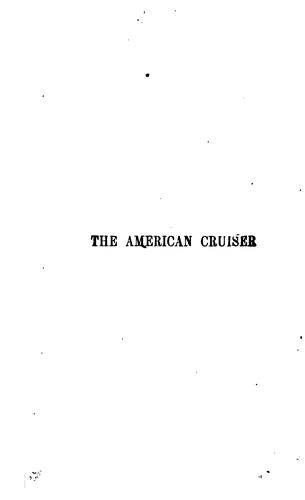 The American cruiser's own book.