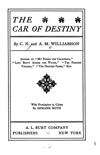 Download The car of destiny