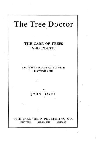 The tree doctor