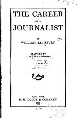 Download The career of a journalist