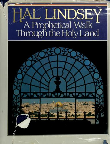 Download A prophetical walk through the Holy Land