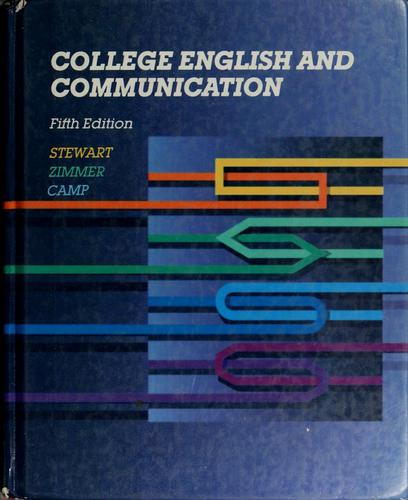 Download College English and communication