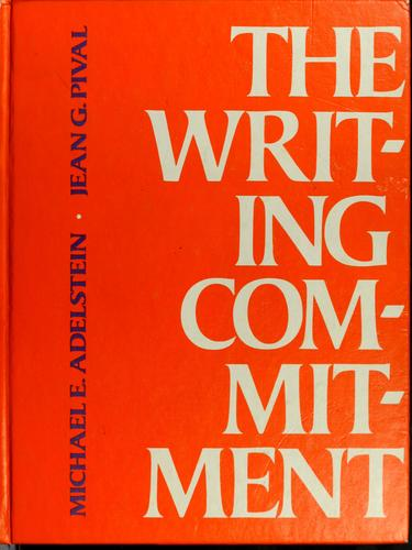Download The writing commitment