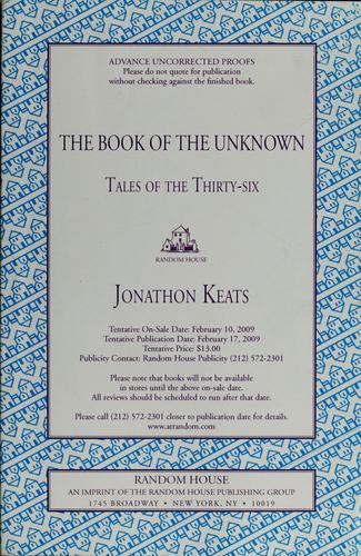 Download The book of the unknown
