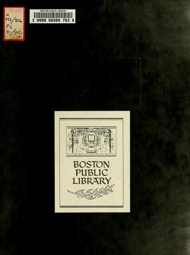 Program for the rehabilitation of abandoned buildings by Boston (Mass.). Finance Commission