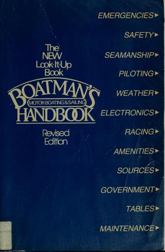 Boatman's handbook