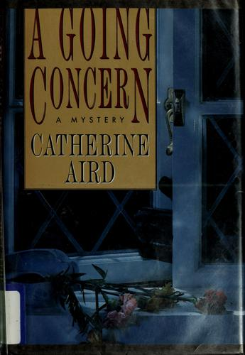 Download A Going Concern (Inspector Sloan #14)