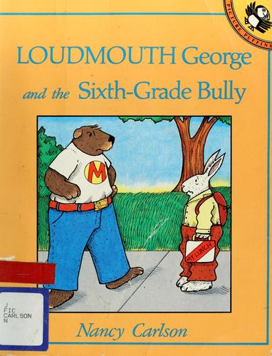 Download Loudmouth George and the sixth-grade bully