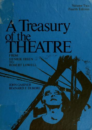 Download A treasury of the theatre.