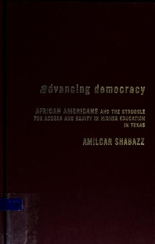 Advancing democracy
