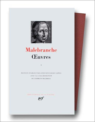 Download Malebranche