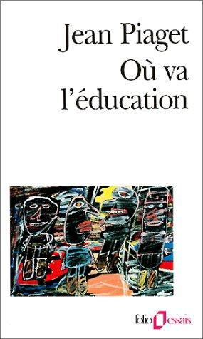 Download Où va l'éducation