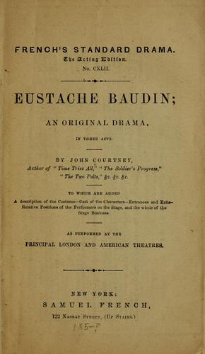 Eustache Baudin