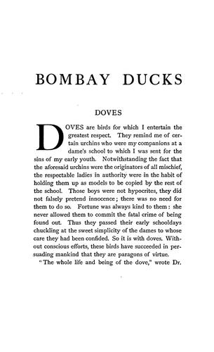 Download Bombay ducks