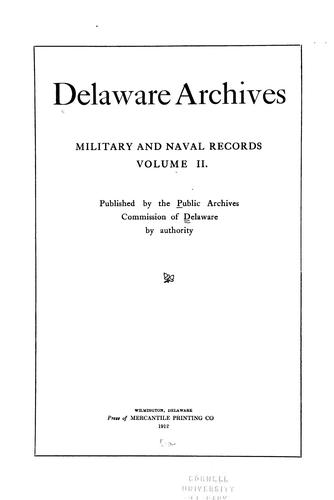 Download Delaware Archives