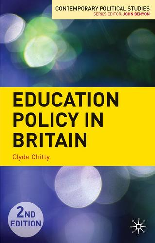 Download Education policy in Britain