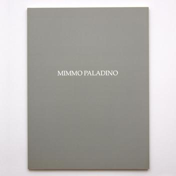 Mimmo Paladino.
