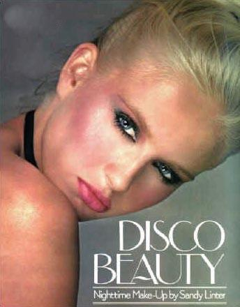 Disco beauty